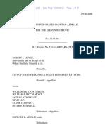 Robert J. Meyer v. William Britton Greene, 11th Cir. (2013)