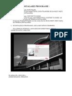 Manual Lgo Si Trimble 4800 Pt. Postprocesare Mas. Statica