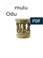Amulu Odu
