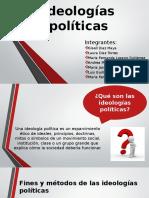 Exposición ideologías políticas