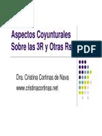 Aspectos Coyunturales Sobre Las 3R y Otras Rs