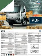 Manual Informações Técnicas Cargo