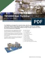 Tb5000 Gas Turbine