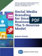 Social Media Branding for Small Business -For Scribd