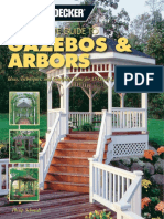Black & Decker the Complete Guide to Gazebos & Arbors Ideas, Techniques and Complete Plans f