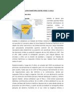 PROBLEMA MARÍTIMO ENTRE PERÚ Y CHILE.docx