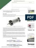 Pneumatic Cylinder Sensor