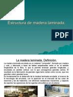 Estructura de Madera Laminada(2)