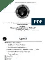 SPMAGTF-CENT Briefing