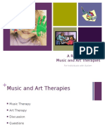 Music and Art therapy revised.ppt