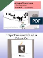 Pedagogía sistémica (Dra. Clara Ventura).pdf