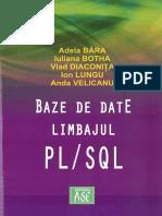 2. Bâra, A. - Baze Date. Limbajul PL SQL