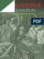 _bn Haldun - Mukaddime I (Haz S_leymanUluda_)