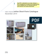 Short Form Catalogue