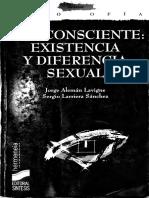 El Inconsciente Existencia y Diferencia Sexual - Capitulo 4 - Aleman y Sanchez