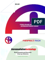 Panpisco Technologies- BioRemediation Solutions