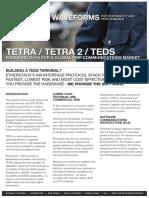 Tetra Tetra2 Teds