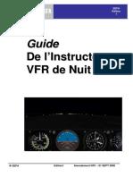 Guide Instructeur VFR Nuit