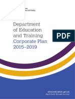 Department of Education and Training Corporate Plan 2015-19-0