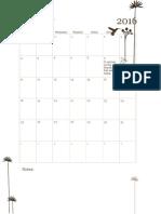 algebra 1 homework calendar