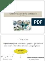 Antibacterianos Beta-lactamicos Final