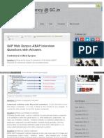 Sapconsultancy in Wordpress 2013-04-06 Sap Web Dynpro Abap i