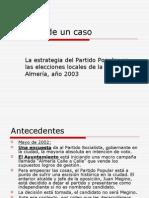 4. Estrategia PP Almeria 2003