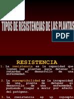 7. Tipos de Resistencias
