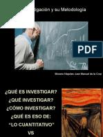 Metodología de La Investigación Cualitativa y Cuantitativa - Muestreo