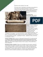 Evangheliile gnostice