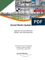 Social Media Update 2010