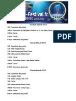 Handpan Festival 2015