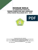Program Kerja 2014 2015 Syaum Ke 2