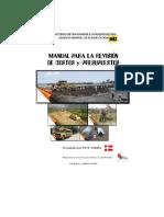 CF-Manual para revisión de Costos y Presupuestos de Obras Viales.pdf
