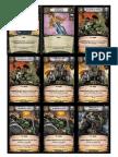 Warhammer WarCry CCG - Demo Evil Unit Deck