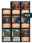 Warhammer WarCry CCG - Virtual Booster Pack