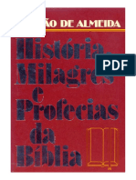 História, Milagres e Profecias Da Bíblia