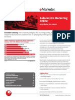 Automotive Marketing Online