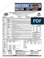7.30.16 vs MOB Game Notes