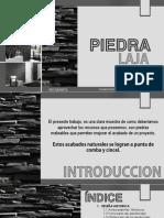 EXPOSICION PIEDRA LAJA