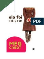 Ela Foi Ate o Fim - Meg Cabot.pdf