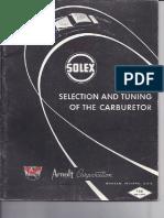 Solex Tuning Carburetor