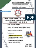 6959 25730 Normas Internacionales de Contabilidad Para El Sector Publico NICSP de La NIC SP 21