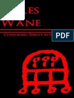 Wane, Neres - Conjuring Spirits Into Crystal