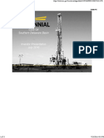 Centennial Resource Development Investor Presentation
