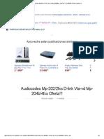 Audiocodes Mp-202_2fxs D-link Vta-vd Mp-204b_4fxs