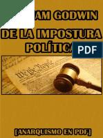 Godwin, William - De La Impostura Política [Anarquismo en PDF]