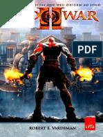 God of War II - Robert E. Vardeman
