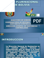 Bolivia - Centinela (1)