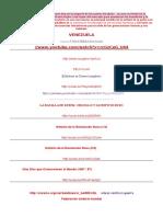 Listado de Blogs y Partidos de Izquierda en Internet